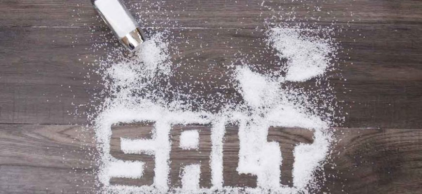 Unusual Ways To Use Table Salt