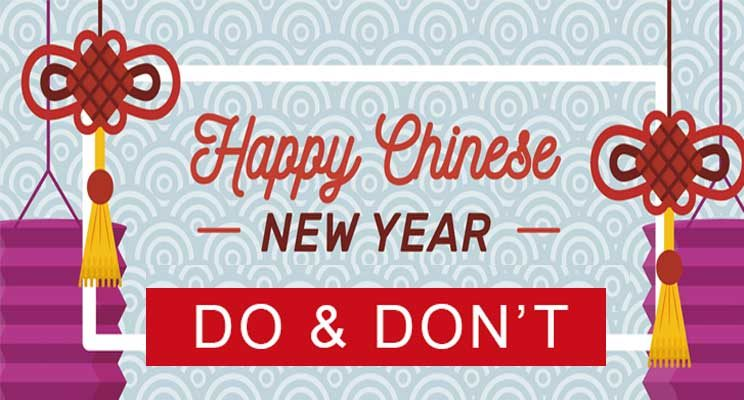 What Are The Things You Should Not Do During Chinese New Year