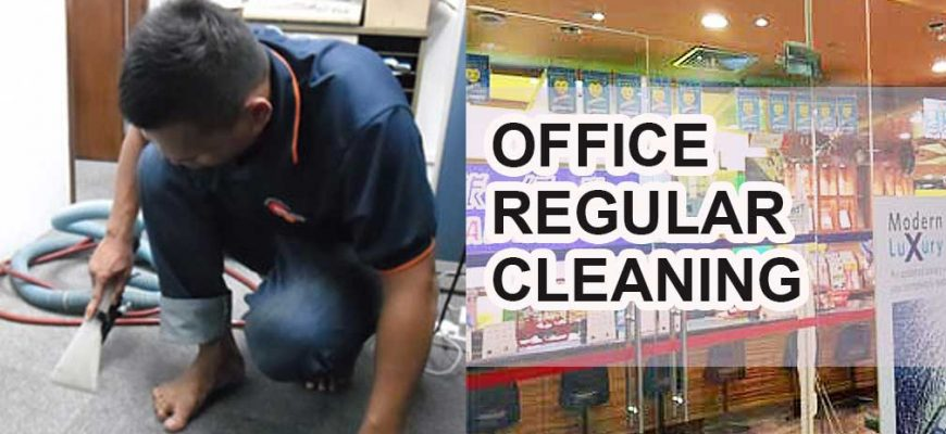 Regular Office Cleaning Services