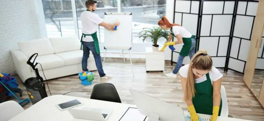 How Often Should You Clean Your Office?