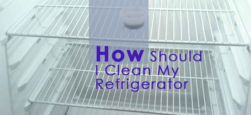 Clean My Refrigerator