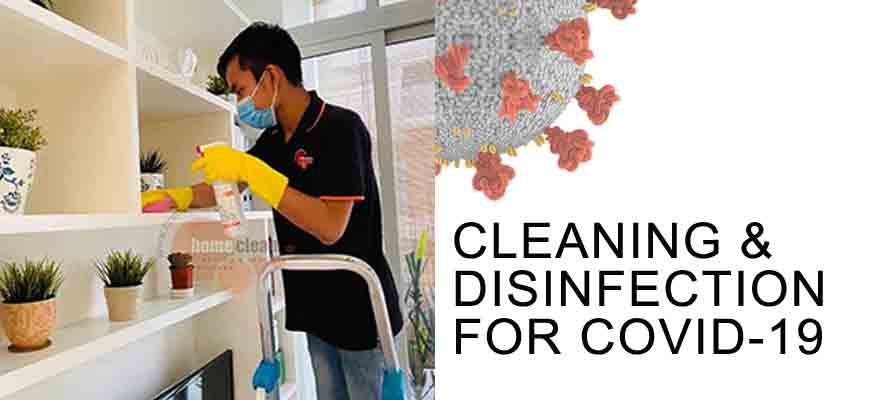 Office Disinfection Services Covid-19 cleaning & sanitization